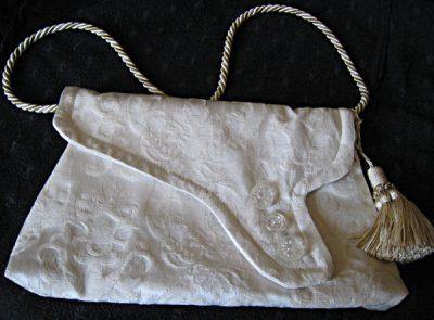 Poppy special occasion evening bag